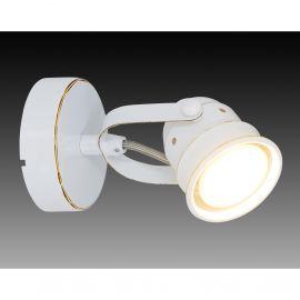Plafoniere cu spoturi, Spoturi aplicate - Aplica cu spot GU10 LED Shabspo