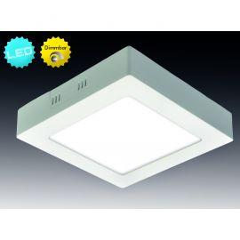 Aplice, corpuri de iluminat pentru pereti - Aplica LED dimabila Dimplex, 22,5x22,5cm