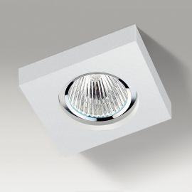 Spoturi tavan fals - Spot incastrat tavan/plafon SAVIO SQUARE