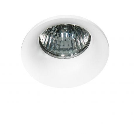 Spoturi tavan fals - Spot incastrat tavan/plafon Ivo 1 alb