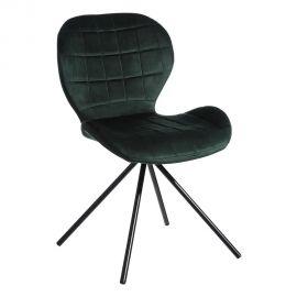Seturi scaune, HoReCa - Set de 2 scaune Evilyna, verde