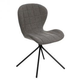 Seturi scaune, HoReCa - Set de 2 scaune Evilyna I, gri