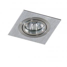 Spoturi tavan fals - Spot incastrat tavan/plafon CARO S aluminiu