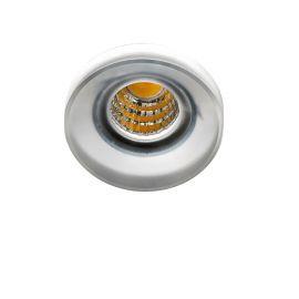 Spoturi tavan fals - Spot LED incastrat tavan/plafon OKA AC 4000K acrilic