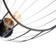 Pendule, Lustre suspendate - Lustra/ Pendul stil industrial Aviel, diam.15cm