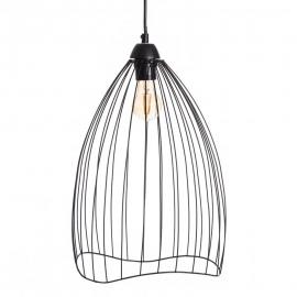 Pendule, Lustre suspendate - Lustra/ Pendul stil industrial Aviel, diam.26cm