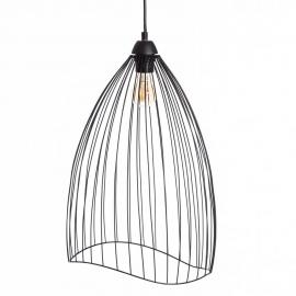 Pendule, Lustre suspendate - Lustra/ Pendul stil industrial Aviel, diam.30cm