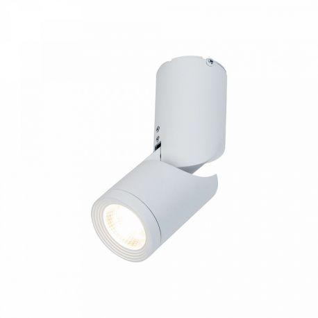 Plafoniere cu spoturi, Spoturi aplicate - Spot LED reglabil 90° aplicat de tavan/plafon Tube
