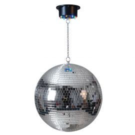 Iluminat pentru copii - Lustra LED retro-party camera tineret Disco 30cm