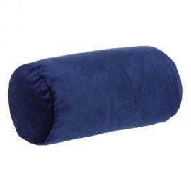 Set de 2 perne 30 X 15 CM MAREA, catifea albastra