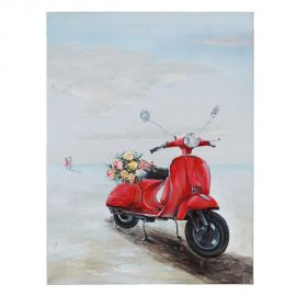 Tablouri - Tablou decorativ, pictura pe panza Ventana, 76x100cm