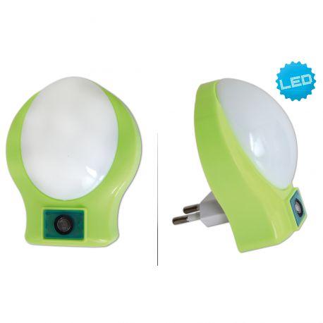 Iluminat pentru copii - Lampa de veghe camera copii Jasper, verde
