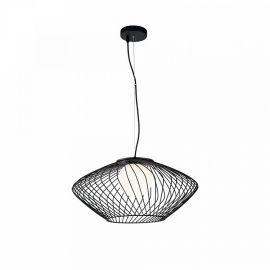 Pendule, Lustre suspendate - Lustra design modern Ø52cm Plec neagra