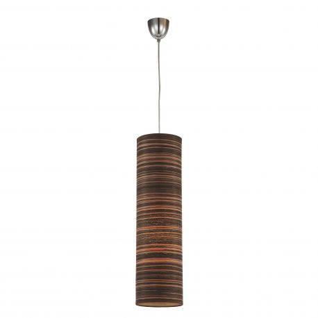 Pendule, Lustre suspendate - Pendul design modern LARGO maro inchis