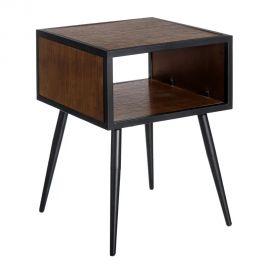 Noptiere - Masuta/ Noptiera design industrial-vintage Berwic