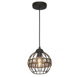 Lusta loft design Art Deco Globi, 16,5cm