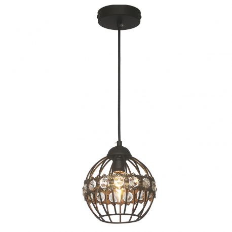 Candelabre, Lustre - Lusta loft design Art Deco Globi, 16,5cm