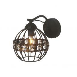 Aplice, corpuri de iluminat pentru pereti - Aplica loft design Art Deco Globi