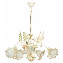 Candelabre, Lustre - Candelabru elegant design clasic floral 5 brate I-PRIMAVERA
