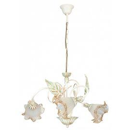 Candelabre, Lustre - Candelabru elegant design clasic floral 3 brate I-PRIMAVERA