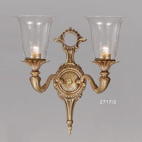 Aplice Cristal Bohemia - Aplica de perete LUX fabricata manual, Venus