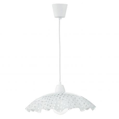Pendule, Lustre suspendate - Lustra / Pendul sticla decorativa Ø42cm CASHMERE