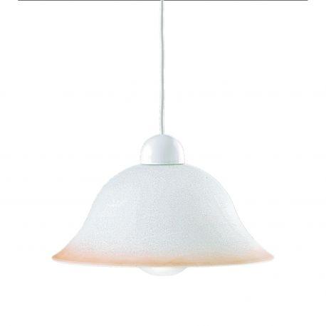 Pendule, Lustre suspendate - Lustra / Pendul sticla decorativa Ø31cm Settecento