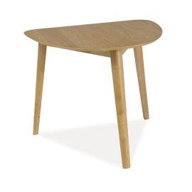 Mese dining - Masa bistro KARL stejar, 90x80cm