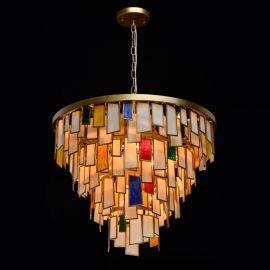Candelabre, Lustre - Candelabru / Lustra stil electic Ø68cm Tiffany