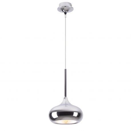 Pendule, Lustre suspendate - Pendul design modern scandinav Ø21cm VOX crom
