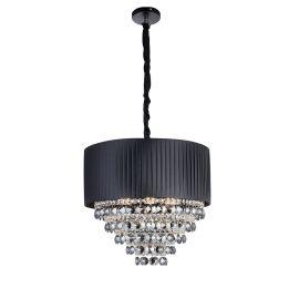 Candelabre, Lustre - Lustra moderna design elegant Ø38cm SORIA