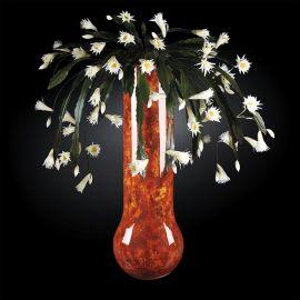 Aranjamente florale LUX - Aranjament floral mare DUBAI RADICA, maro 205cm