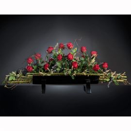 Aranjamente florale LUX - Aranjament floral elegant, design LUX GONDOLA ROSE