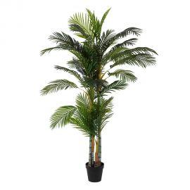 Ghivece - Planta artificiala decorativa Palmier Verde, H-210cm