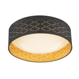 Plafoniere - Plafoniera LED design modern Ø40cm CLARKE
