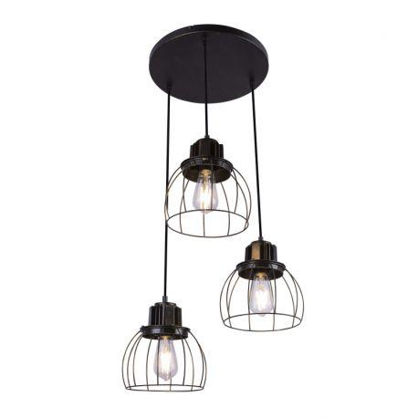 Pendule, Lustre suspendate - Lustra design minimalist Ø35cm MANNA 3L