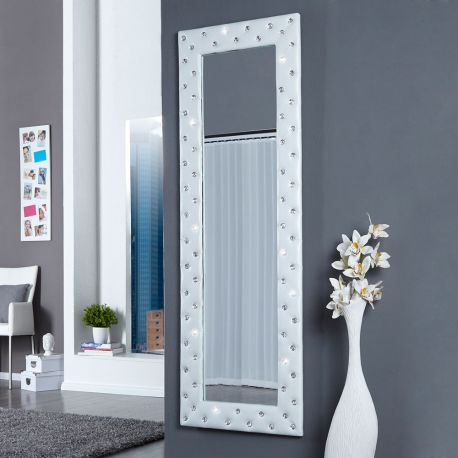 Oglinzi - Oglinda decorativa Boutique alba