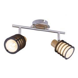 Plafoniere cu spoturi, Spoturi aplicate - Aplica perete / tavan cu spoturi directionabile VICI 2L