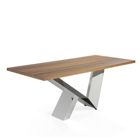 Mese dining - Masa eleganta design modern Steel, 200x95cm