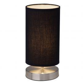 Veioze - Veioza / Lampa de masa decorativa Clarie neagra
