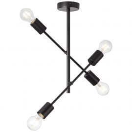 Lustre aplicate - Lustra minimalista design modern Elvera 4L