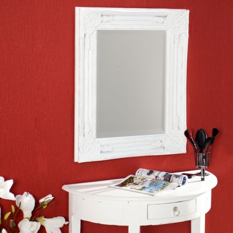 Oglinzi - Oglinda decorativa Speculum alba