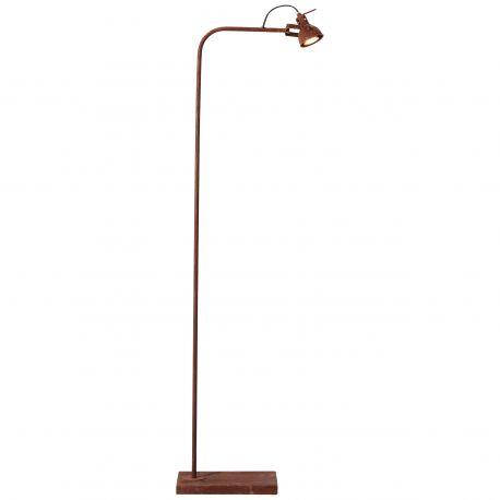 Lampadare - Lampadar metal ruginiu industrial style Jesper