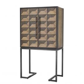 Bar/ Dulap pentru vinuri, design LUX Gregorio