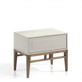 Noptiere - Noptiera eleganta design modern Platin