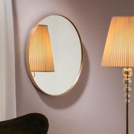 Oglinzi - Oglinda decorativa ovala 51x61cm Orio
