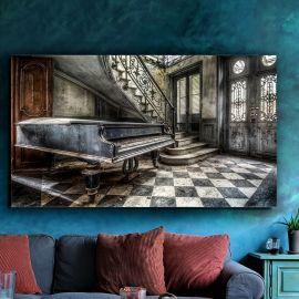 Tablouri - Tablou decorativ Melancolia, 140x80cm