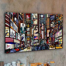 Tablouri - Tablou decorativ Comic, 130x80cm