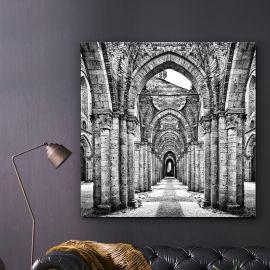 Tablouri - Tablou decorativ Gotica, 100x100cm