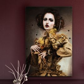 Tablouri - Tablou decorativ Doll, 80x120cm